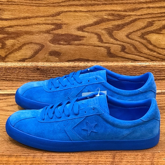 a1ee5e5ecde Converse Breakpoint Ox Soar Blue Suede Low Shoes